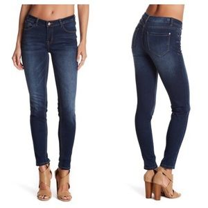 Kensie Jeans The Knockout Skinny Size 8